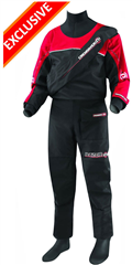 2019 Crewsaver Razor Junior Drysuit Including Underfleece