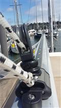 New - Barton Marine Outhaul Traveller cars