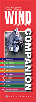 Wind Companion for Racing Sailors by David Houghton & Fiona Campbell
