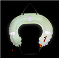 Ocean Safety Jon Buoy Glo Lite Danbuoy & Horseshoe Combination