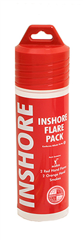 Ocean Safety Inshore Flare Pack