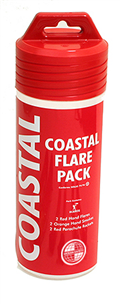 Ocean Safety Coastal Flare Pack