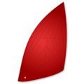 Rooster ISO Spinnaker