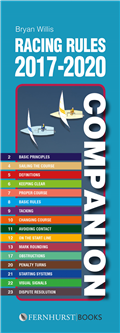 Racing Rules Companion 2013-2016 by Bryan Willis