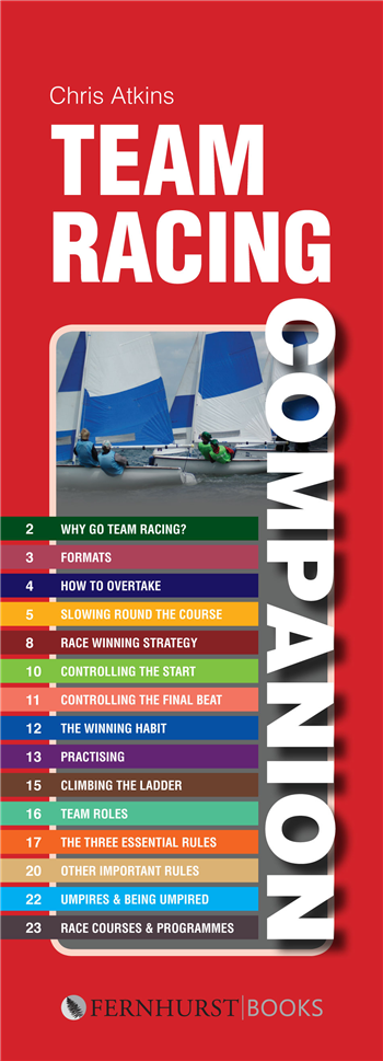 Team Racing Companion by Chris Atkins