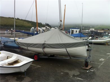 Rain and Sun Yachting World Day Boat Cover