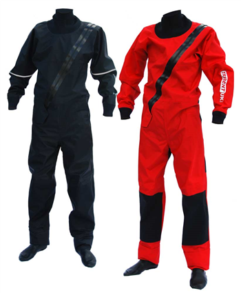 Trident Orbit Front Zip Drysuit