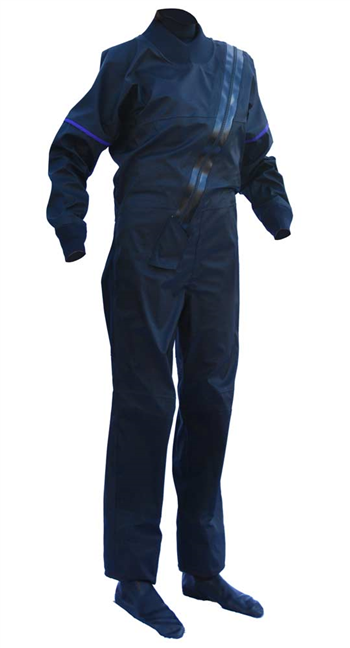 Trident Eclipse Womens Front Zip Drysuit