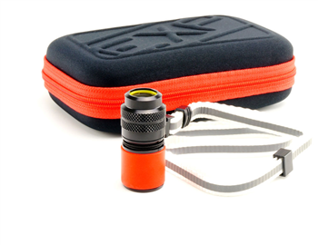 Exposure Lights XS-R (red) micro work light - the offshore sailors best friend