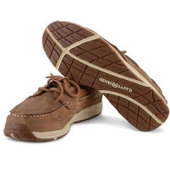 Henri LLoyd Antibes deck shoe light brown