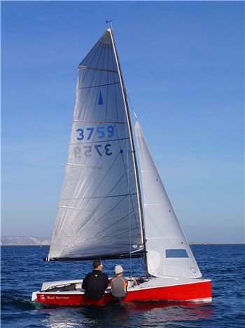 North Sails Merlin Rocket M-6 Mainsail