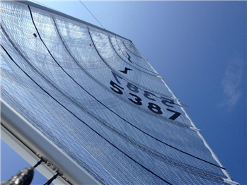 Solo ST-2 3DL Mainsail
