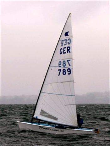 North Sails OK M-19 Mainsail