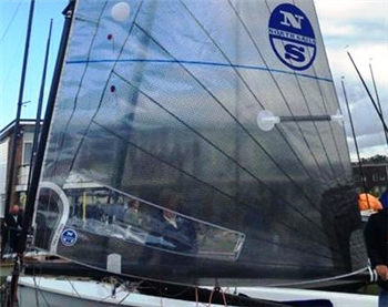 North Sails Phantom DL1 Mainsail