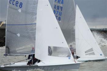 North Sails 505 J-14 Jib