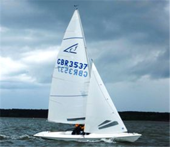 North Sails Flying Fifteen FR-4 Mainsail