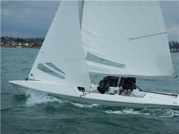 North Sails Flying Fifteen FJ2 Genoa