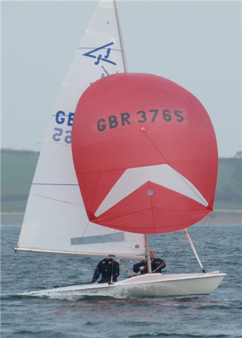 North Sails Flying Fifteen RS1 Spinnaker