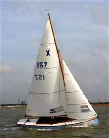 North Sails XOD SM-1 Mainsail