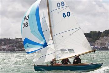 North Sails XOD FR-6 Spinnaker