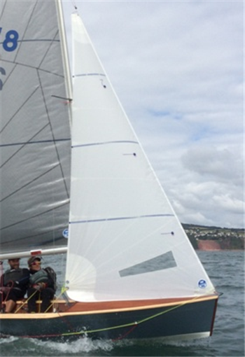 North Sails Scorpion J-5 Jib
