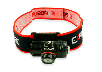 Exposure RAW PRO Head Torch