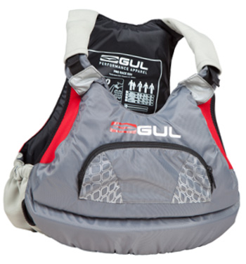 Gul Pro Race 50N Buoyancy Aid (Grey)