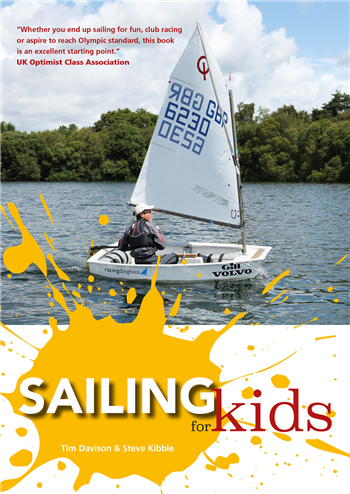Sailing for Kids by Tim Davison