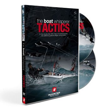 Boat Whisperer Tactics Double DVD