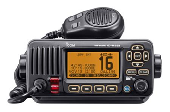 ICOM IC-M323 Entry Level VHF/DSC MARINE Transceiver