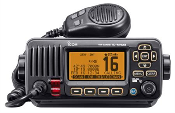 ICOM IC-M423 Fixed Mount VHF/DSC Transceiver