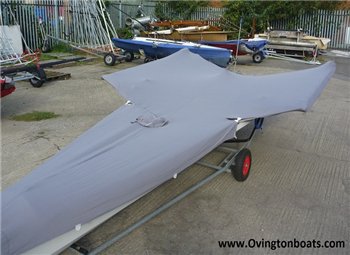 Ovington 49er Top Cover - Wings Out