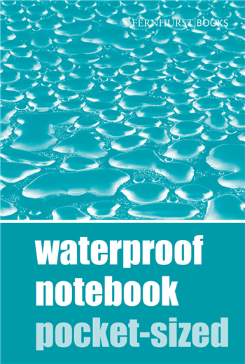 Waterproof Notebook Pocket-Sized