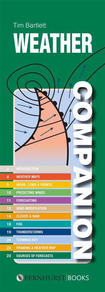 Weather Companion by Tim Bartlett