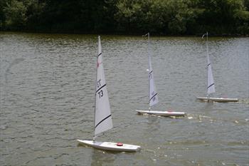 Rc Laser Tt At Blackpool Amp Fylde Model Boat Club