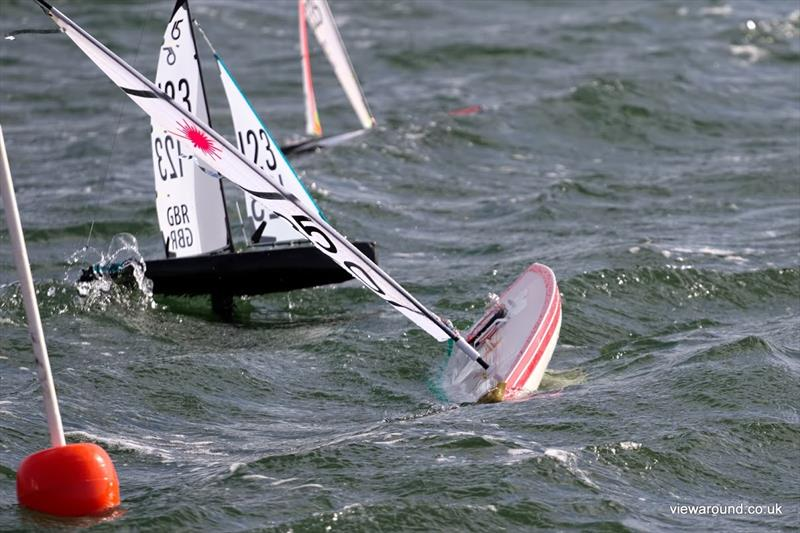 West Lancashire Yacht Club Rc Laser Winter Series Round 5