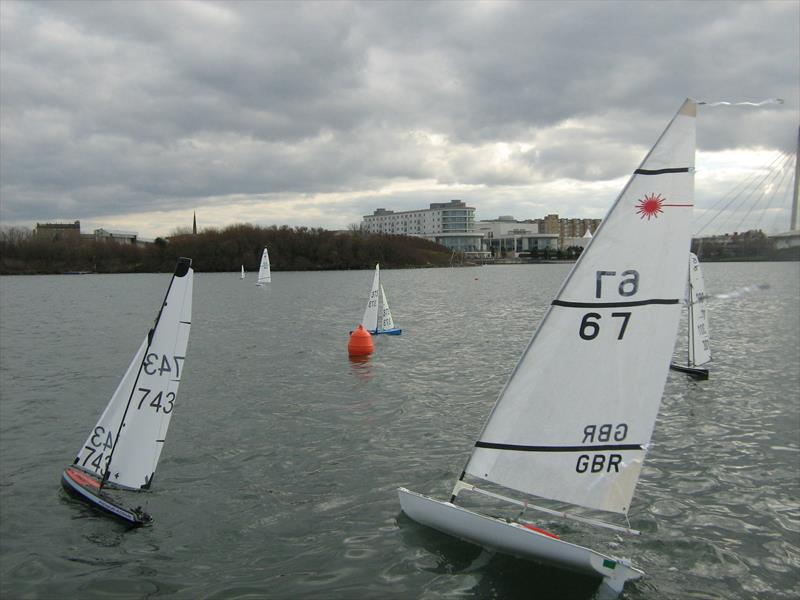 Rc Laser Amp Dragon Force Event 5 At West Lancashire Yacht Club