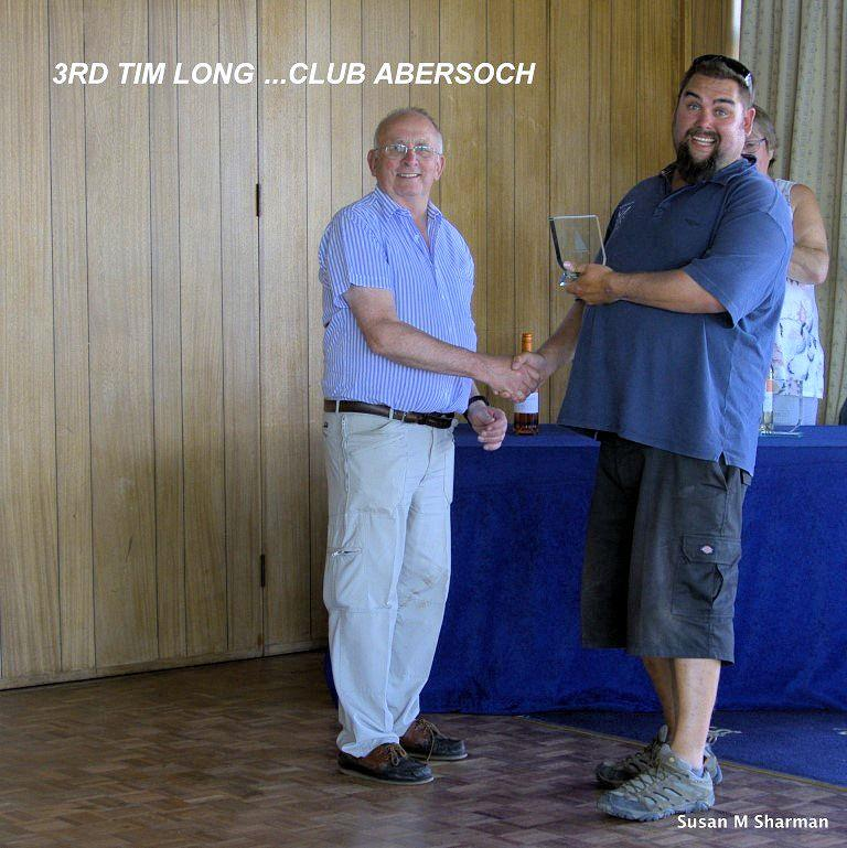 Tim Long was third in the RC Laser National Championships at West Lancs photo copyright Susan Sharman taken at West Lancashire Yacht Club and featuring the RC Laser class