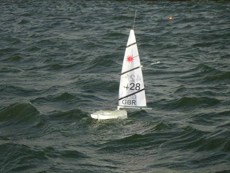 RC Laser Northern Autumn Series day 4 at Fleetwood - photo © Tony Wilson