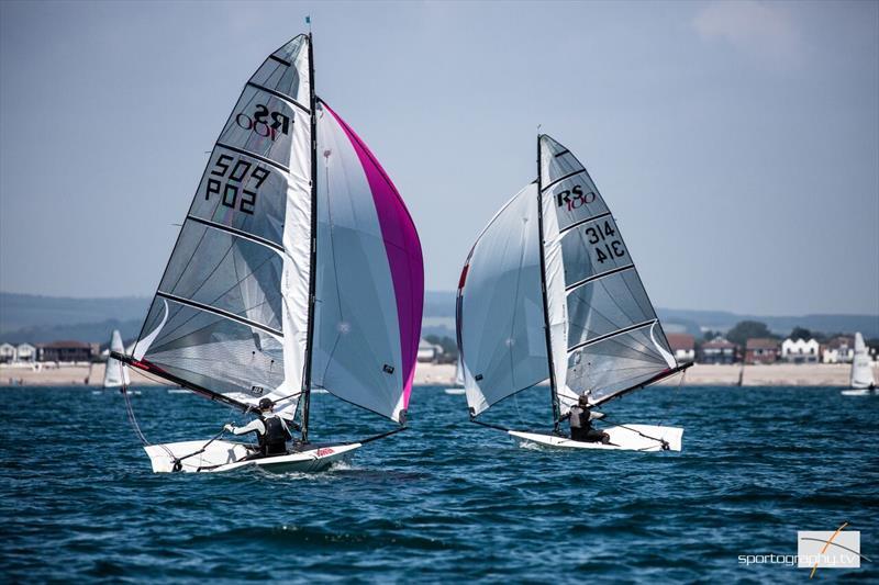 RS Sailing Summer Championships at Hayling Island - photo © Alex Irwin / www.sportography.tv