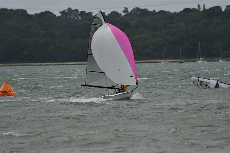 Volvo Noble Marine RS100 Nationals at Weston day 4 - photo © Segal Spass