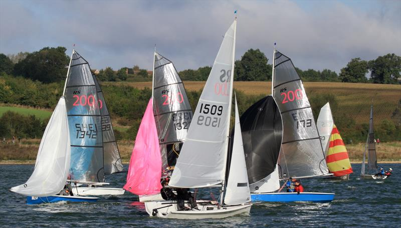 Enter the RS200 Inland and Youth Championships - photo © Chris Bowen