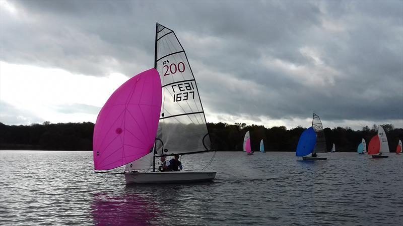 Budworth RS200 Open photo copyright James Prestwick taken at Budworth Sailing Club and featuring the RS200 class