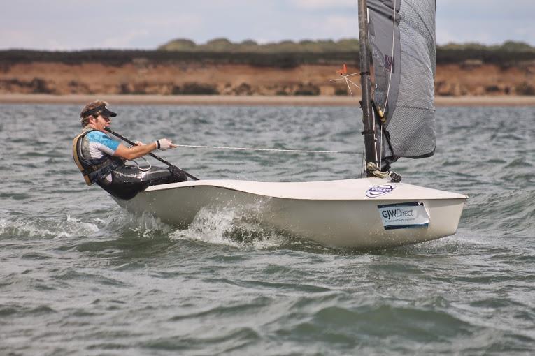 Tim Keen at GJW Direct SailFest - photo © SailRacer