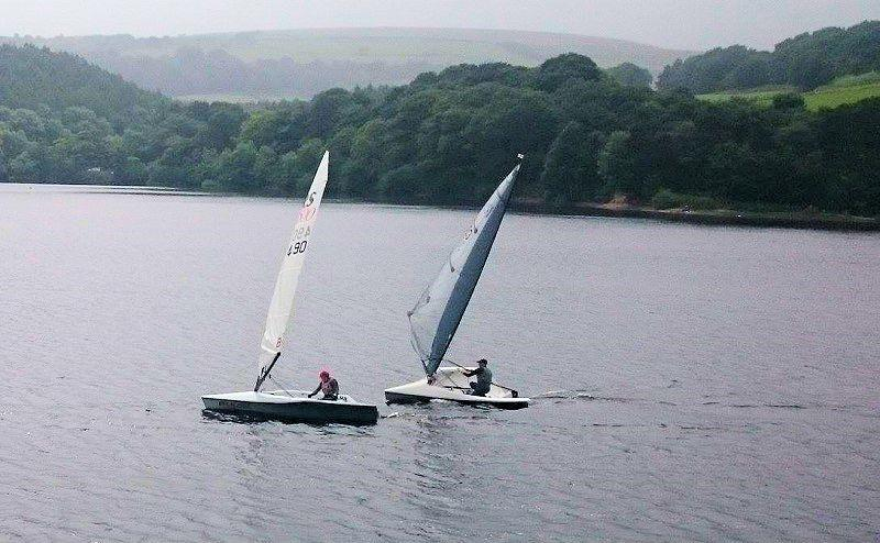 Magic Marine RS300 Grand Prix at Sheffield Viking (day 1 of the Northern Double Header 2016) - photo © Jenni Keen