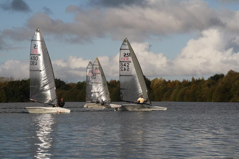 RS300 Inlands at Hykeham photo copyright David Whitefield taken at Hykeham Sailing Club and featuring the RS300 class