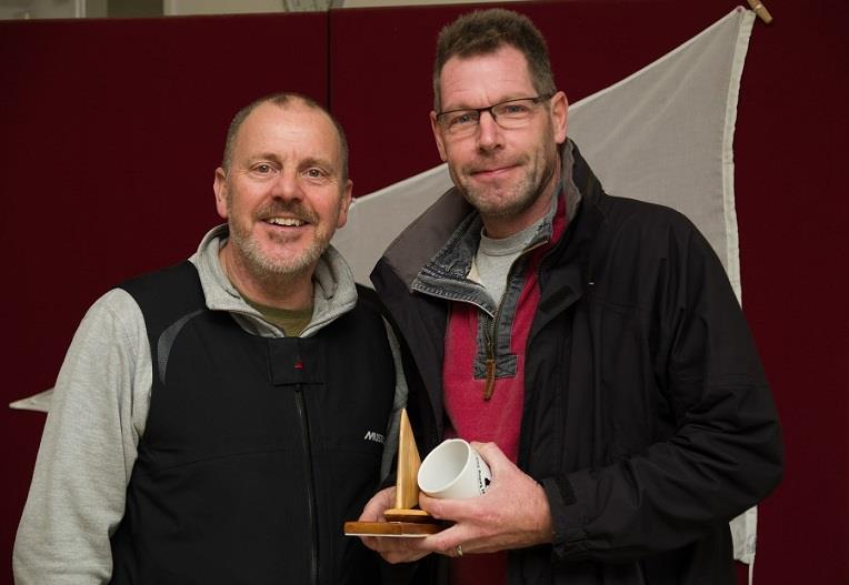 Steve Bolland wins the RS300 Winter Championship at South Cerney - photo © David Whittle