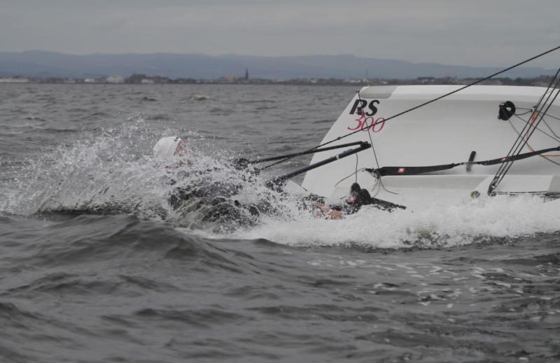 Racing on day 2 of the Volvo Noble Marine RS300 Nationals - photo © Alan Henderson