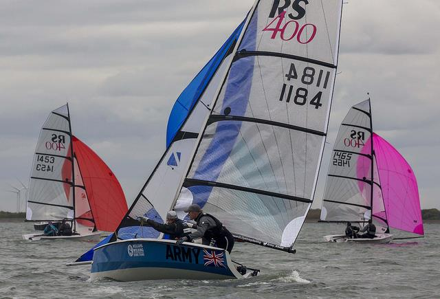 RS400 Inlands at Grafham - photo © Tim Olin / www.olinphoto.co.uk