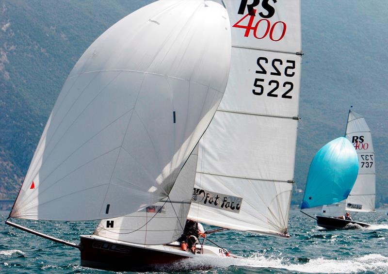 Although not the first of the new generation of SMODs, the RS400 would get it right 'first time' in that it is a superb boat – and would lead on to a whole new family of classes that would follow - photo © RS Sailing